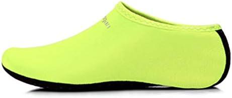LIPOVOLT Unisex Barefoot Water Skin Shoes Aqua Socks for Beach Swim Surf Yoga Exercise