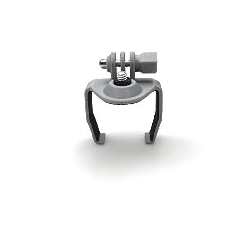LICHIFIT Esteso Adattatore Staffa Supporto 1/4 Vite Filettata per DJI Mavic Mini Drone A 360 Panorama Camera per GoPro8 Accessori
