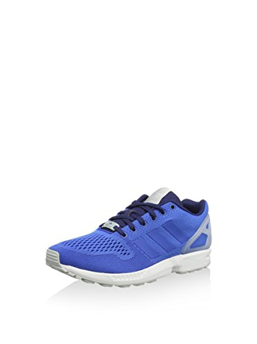 adidas Herren ZX Flux Sneakers, Azul / Blanco, 40 EU
