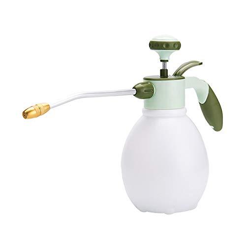 LiChaoWen Gartensprühgeräte 1.2L Pump Action Drucksprüher Mit Lance einstellbarem Durchfluss Handpumpe Garten Sprayer (Color : Clear, Size : 1.2L)