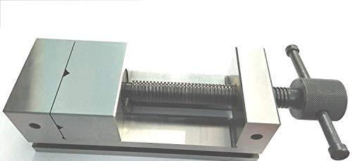 Präzisionswerkzeug Stahl Schleifschraubstock Schraubstock Schraubstock Typ 75 mm - gehärtet und geschliffen