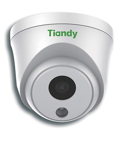 Tiandy TCL-NCL222S-EU 2 MP IR Turret IP Camera Starlight Lite 2,8 mm