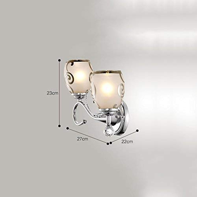ZHYTX Wandleuchte, Wandleuchte im modernen minimalistischen Stil, verstellbare Wand, E27-Glühlampe, Hotel, Outdoor, Kaffee, Glühlampe (ohne Glühlampe)