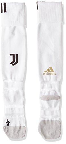 adidas Juve H So Calcetines-Línea Juventus de Turín, Hombre, Blanco/Negro, 0
