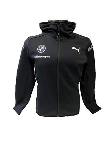 PUMA Herren BMW Motorsport Team Midlayer Jacket Jacke, anthrazit, M