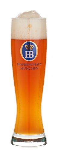 HB Weißbierglas