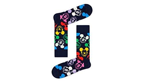 Happy Socks Unisex Socken, Disney Colorful Character Calze, 36