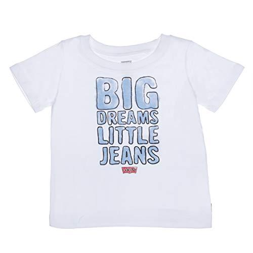 Levi's Kids Lvb Ss Graphic Tee T-Shirt Baby - Jungen