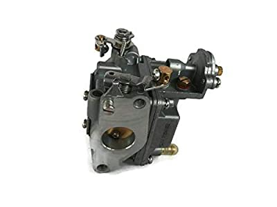 ITACO Boat Motor 835382T04 Carburetor Kit Carb Assy for Mercury Mariner Mercruiser Quicksilver Outboard 9.9HP - 15HP 4-Stroke Engine from ITACO