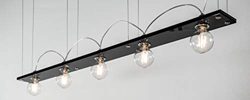 Richter-Leuchten Pro100 - Lámpara de techo LED con forma de