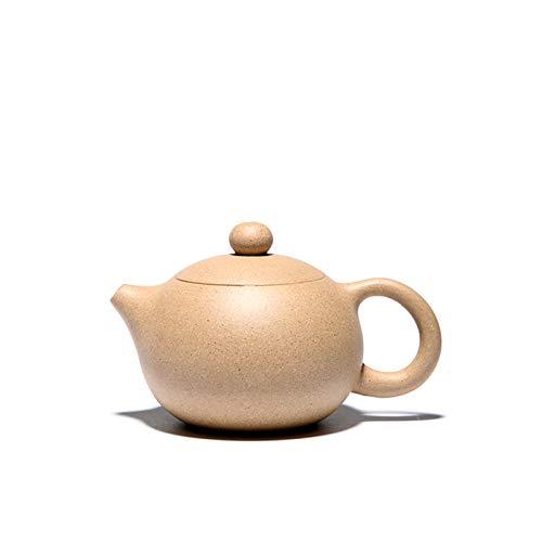 110 ml Tetera de Arcilla púrpura Nivel Crudo Qingduanni Level Tea Pot Vintage Trakebware Kung Fu Tea Set Zisha Potes para el Regalo de cumpleaños