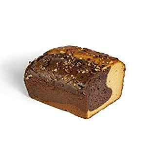 KetoUp: 2 Low Carb Marmorkuchen - Ketogene und Low Carb Ernährung | Gesunde Ernährung | enthält maximal 2,2 % Kohlenhydrate | 840 Gramm