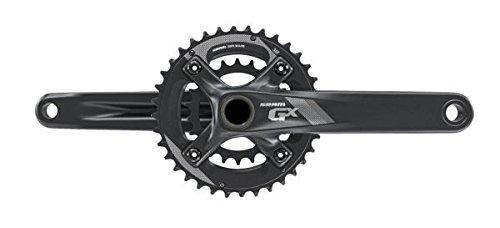 Sram MTB GX 1000 GXP 2 x 10 175 Boost 148 36-22 (GXP Cups Not Included) - Biela para Bicicletas, Color Negro