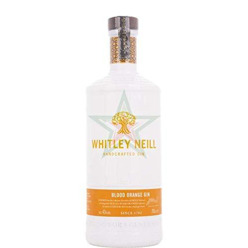 Whitley Neill BLOOD ORANGE GIN 43,00% 0,70 Liter