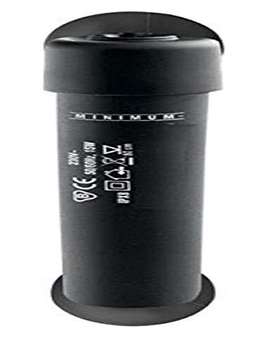 Cobalt Aquatics 31020 5W Mini-Therm Heater,White/Black,Cobalt Aquatics Mini-Therm Heater, 5 watt