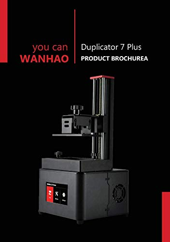 Wanhao – Duplicator 7 Plus v2 - 2