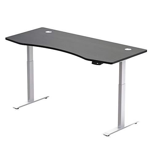 Hi5 Schreibtisch Höhenverstellbar Elektrisch Mit Memory Funktion Ergonomischer...