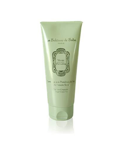 La Sultane de Saba – Peeling met zijdeproteïnen groene thee-gember – 3700448602039