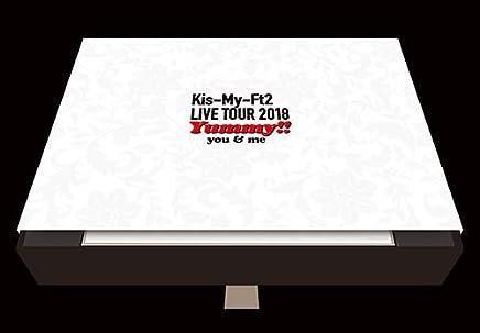 LIVE TOUR 2018 Yummy!! you&me(DVD3枚組+CD2枚組)(初回盤)