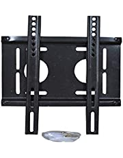 Crystonics Universal Wall Mount/Bracket Stand for 14 inch to 42 inch LCD & LED TV Fixed TV Mount