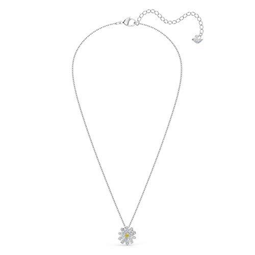 Swarovski Set Eternal Flower, Giallo, Mix Di Placcature