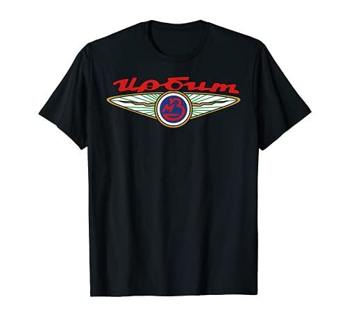 Ural - Casco para moto Offroad Irbit Camiseta