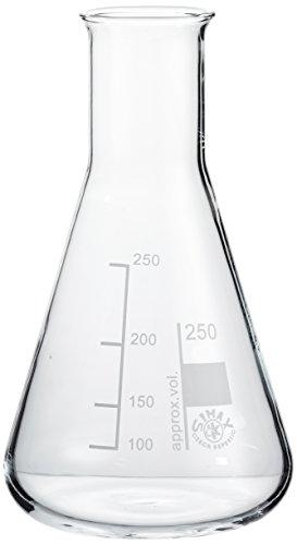 Neolab e-1060collo stretto beute, 250ml, confezione da 10