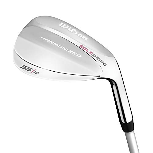 Wilson Sporting Goods Women's Hope Harmonized Golf Sand Wedge, Right Hand, Steel, Wedge, 56-Degrees