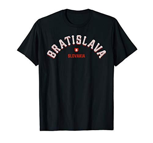 Bratislava Slowakei T-Shirt