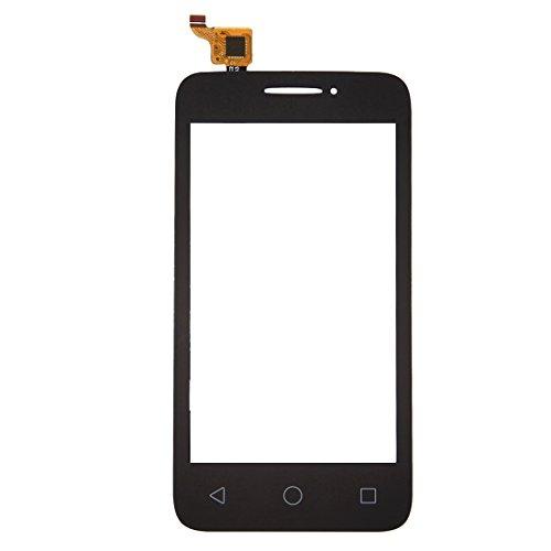 WANGQI Repuestos de reparación de teléfonos móviles For Alcatel un táctil de pixi 3 4.0/4013Montaje de digitilizador de Pantalla (Color : Black)