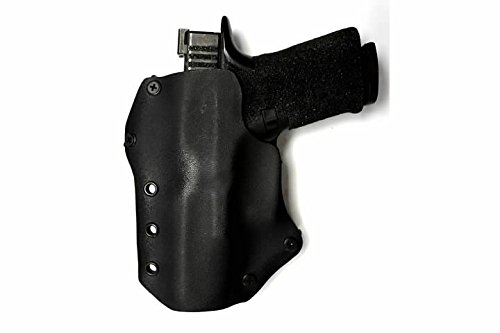 Advanced Performance Shooting Holsters ASOB (Almost Small of The Back) Black