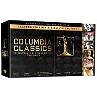 Columbia Classics 4K Ultra HD Collection Blu-ray + Digital
