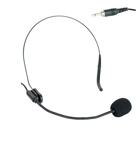 MPE AUDIO - microfono archetto ricambio a CONSEDATORE - CARDIOIDE ricambio compatibile PROEL AKG SENNHEISER mod: HD1