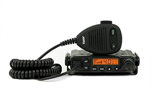 JOPIX PT31 Emisora móvil CB/27 Mhz multinorma. Transceptor tamaño compacto