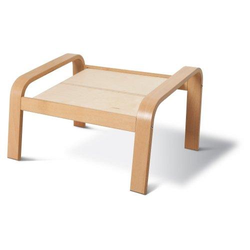 Ikea Poang - Reposapiés (solo marco, sin cojín)