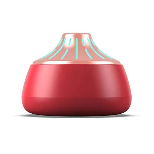 WZHZJ USB Air Humidificador de Aire Esencial Aroma Oil Difusor Oficina Inicio Office Sprayer Mute Humidificadores Niebla con lámpara de Noche LED (Color : B)