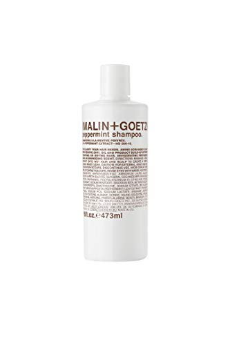 Malin + Goetz Shampoo, Peppermint, 16 Ounce