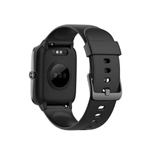 tyui Reloj Inteligente, rastreador de Actividades, con Monitor de sueño, Pulsera Deportiva, frecuencia cardíaca y detección de presión Arterial podómetro Impermeable