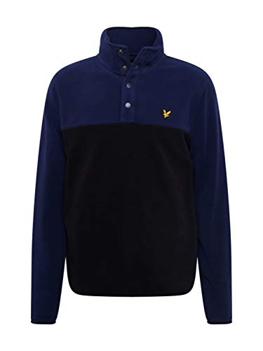 Lyle & Scott Microfleece trui voor heren