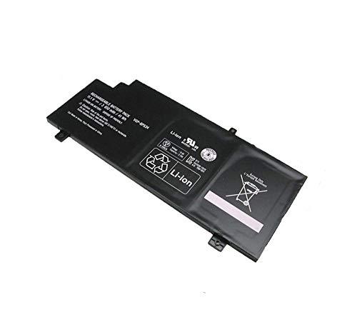 VGP-BPS34 Laptop-Akku, 11,1 V, 3650 mAh, 41 Wh, kompatibel mit Sony VAIO 15 Touch SVF15A1ACXB SVF15A1ACXS