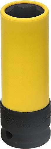 BRILLIANT TOOLS BT691007 KS Tools Vaso para Llantas de Aluminio (1/2', Ancho de Llave de 19 mm)