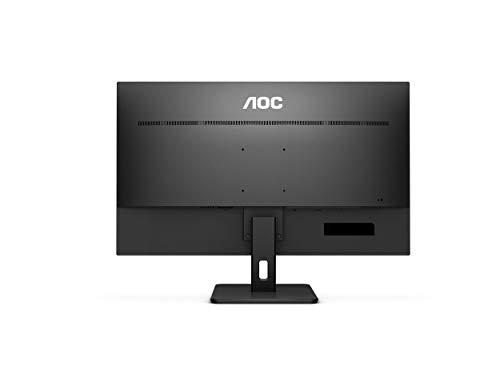 AOC Q32E2N – 32 Zoll QHD Monitor (2560×1440, 75 Hz, HDMI, DisplayPort) schwarz - 5