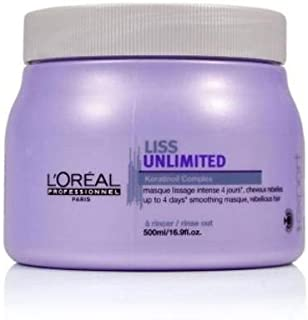 Loreal Professionnel Liss Unlimited Máscara - 500g