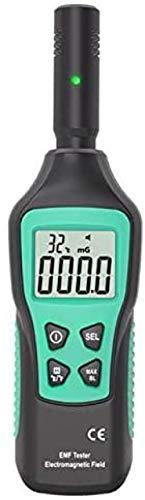 Compteur électromagnétique 5G 4G WiFi EMF mètre détecteur de rayonnement électromagnétique Moniteur de testeur de dosimètre de rayonnement d'onde de Champ magnétique numérique Perfect