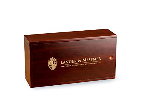Langer & Messmer EXKLUSIVE SCHUHMODE Heidelberg , zonder inhoud Unisex