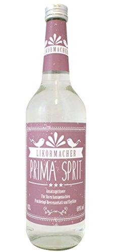 Likörmacher Primasprit/Weingeist/Ethanol/Ansatz spirituose Alkohol 69% vol. (1)