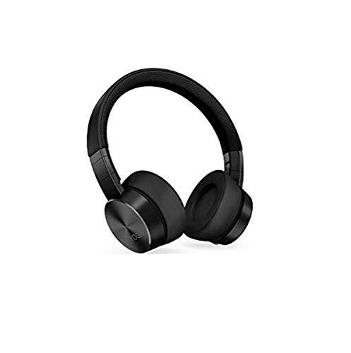 Lenovo GXD1A39963 - Auriculares de Diadema para Yoga (800 mAh, Bluetooth 5,0 m, Cable USB, 1,3 m), Color Negro
