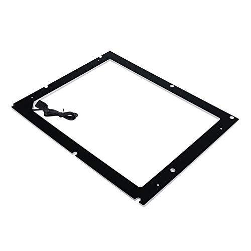 BoBoLily Paquete de CPU de la placa madre,Placas base,5V 3Pin ATX luz trasera PC caso escritorio placa base decoración lámpara tira gabinete