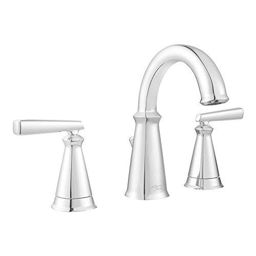 American Standard 7018801.002 Edgemere Widespread Bathroom Faucet, 8', Chrome