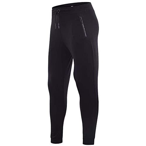 Anyu Men's Compression Pants Gym Tights Base Layer Leggings Running Trouser